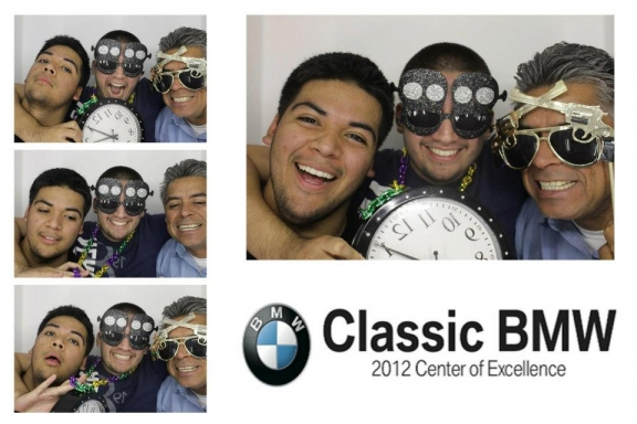 A & Photo Booths | Dallas Photo Booth Rentals at Classic BMW of Dallas
