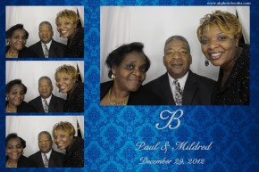 photo booth pictures from wedding