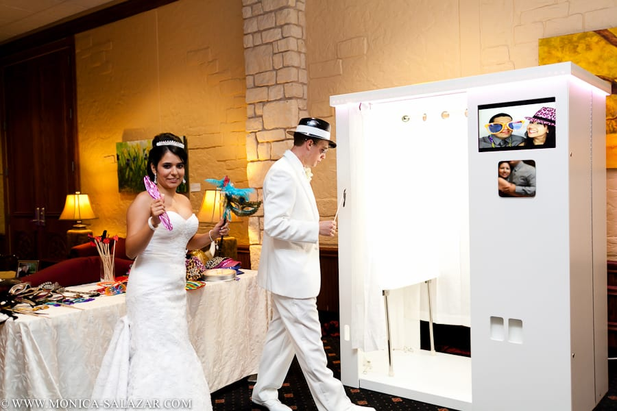 akphotobooths bridal show photo booth