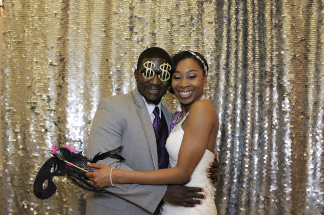 hebron at windsor park wedding photo booth pictures