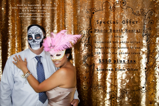 Photo booths rental company based in Dallas, Fort Worth Texas. Dallas photo booths for weddings, quinceaneras, sweet sixteen, holiday parties, christmas party, corporate meetings, celebrations, charity events.