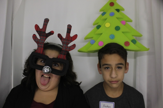 Dallas Photo Booth Rentals | Christmas and Holiday Photo Booth Pictures | A & K Photo Booths