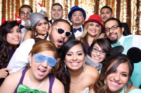 Fort Worth Photo Booth Rentals | A & K Photo Booths | Wedding