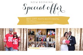 dallas photo booths for weddings, birthdays, holiday parties, christmas, quinceaneras, sweet sixteen, graduations and more. photo booth sale and special summer offer