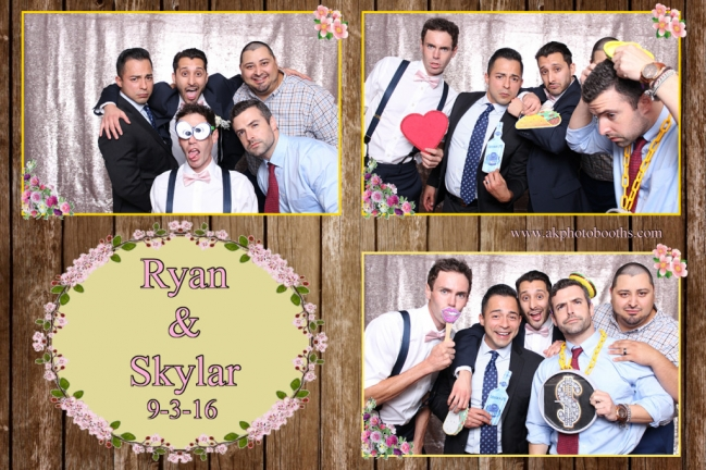 Fort Worth wedding photo booth pictures at the Stonegate Mansion wedding venue. Photo booth by A & K Photo Booth Rentals. 972.746.3557