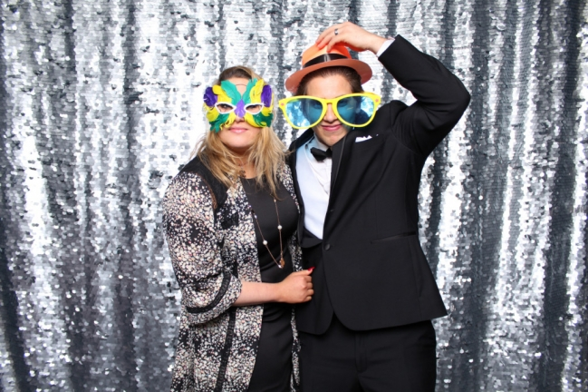 dallas photo booth rentals new year party pictures