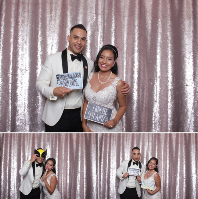 Dallas photo booth rental company A & K Photo booths provides open style photos booths and classic closed or enclosed photo booth rentals.