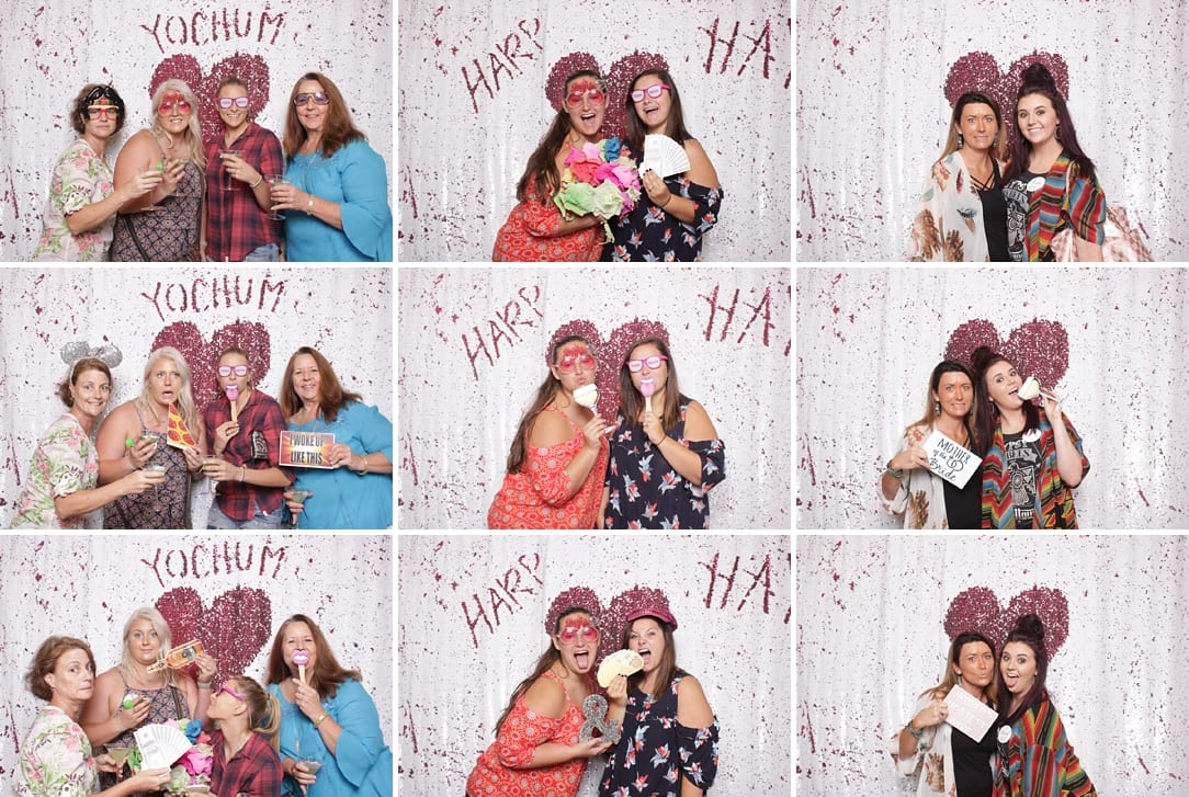 Star Telegram Bridal Show Photo Booth Pictures