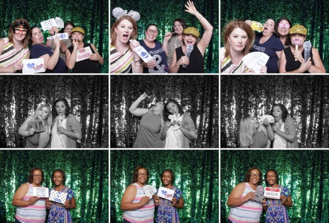 fun photo booth rentals in dallas texas