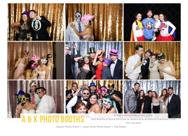 Dallas photo booth rentals, Fort Worth photo booths, photo booth rentals, open photo booths