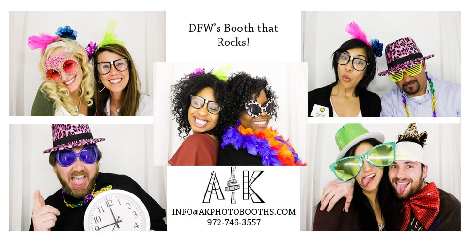 Dallas Fort Worth Photo Booth Rental Rates